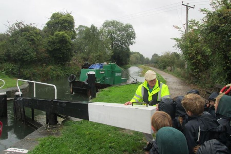 Stroudwater Navigation Archive Charity