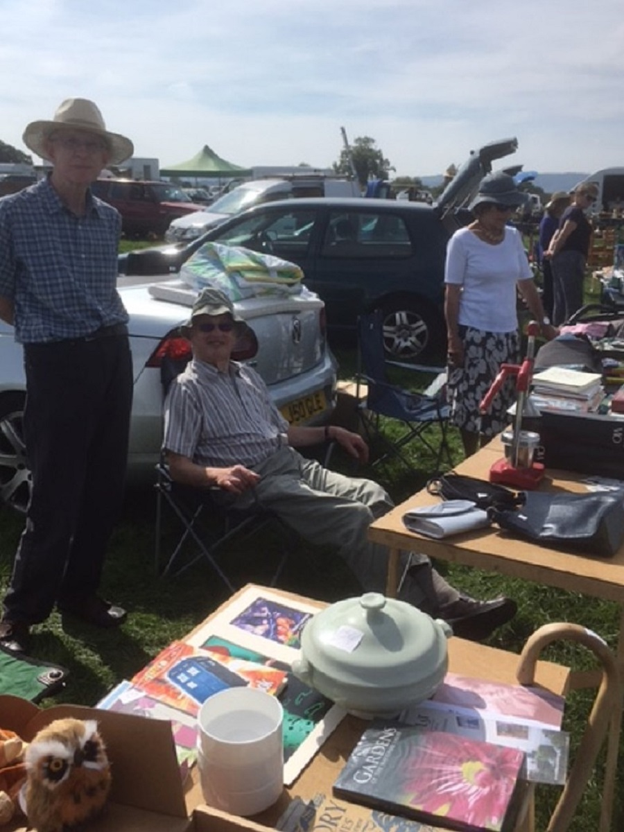 Car boot sale 4