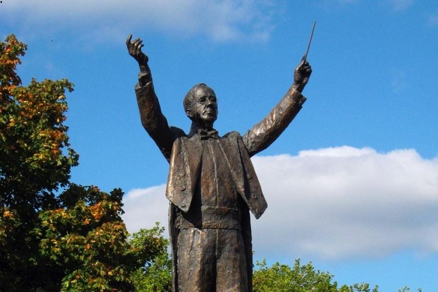 Holst Statue, Cheltenham