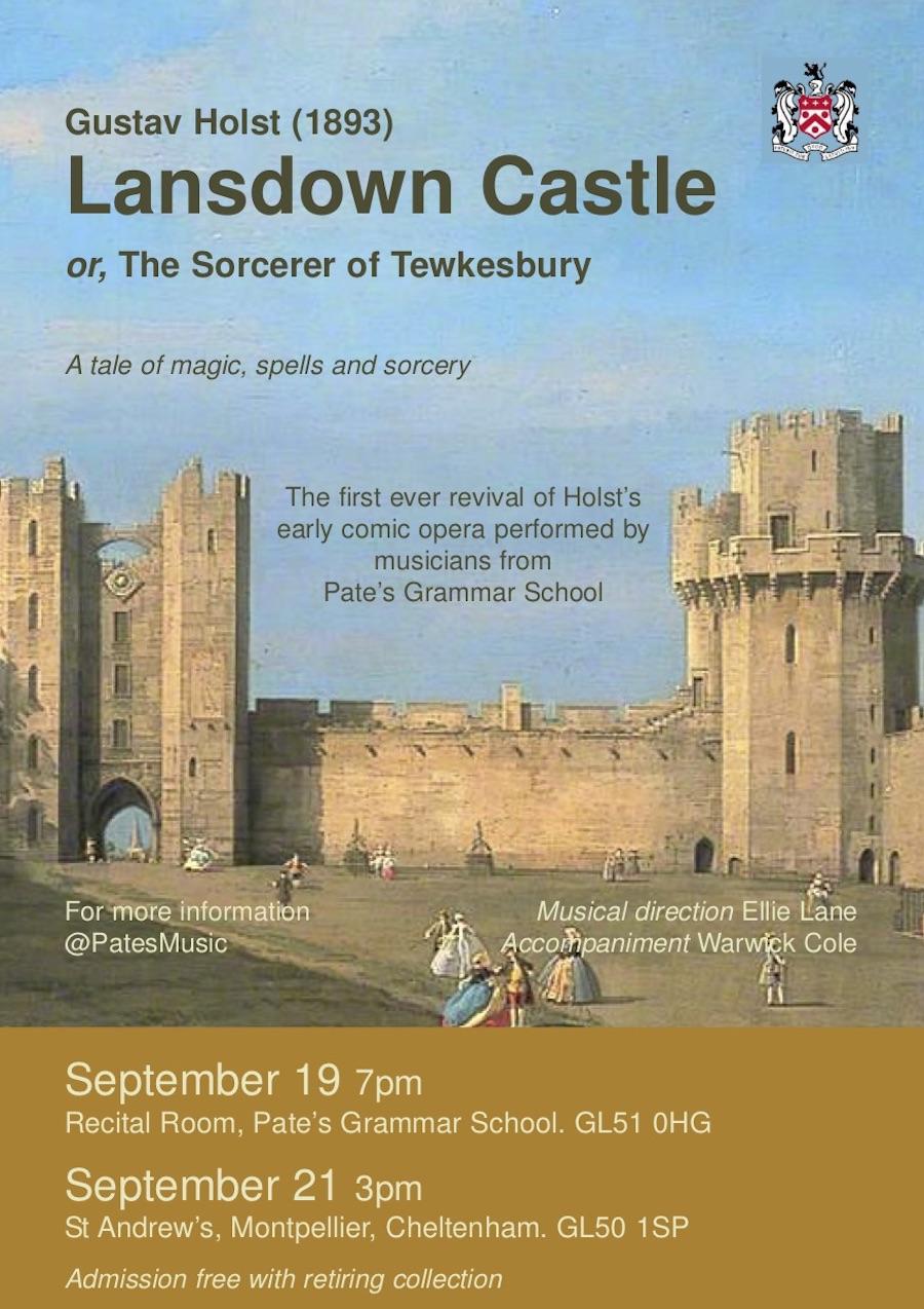 Lansdown Castle